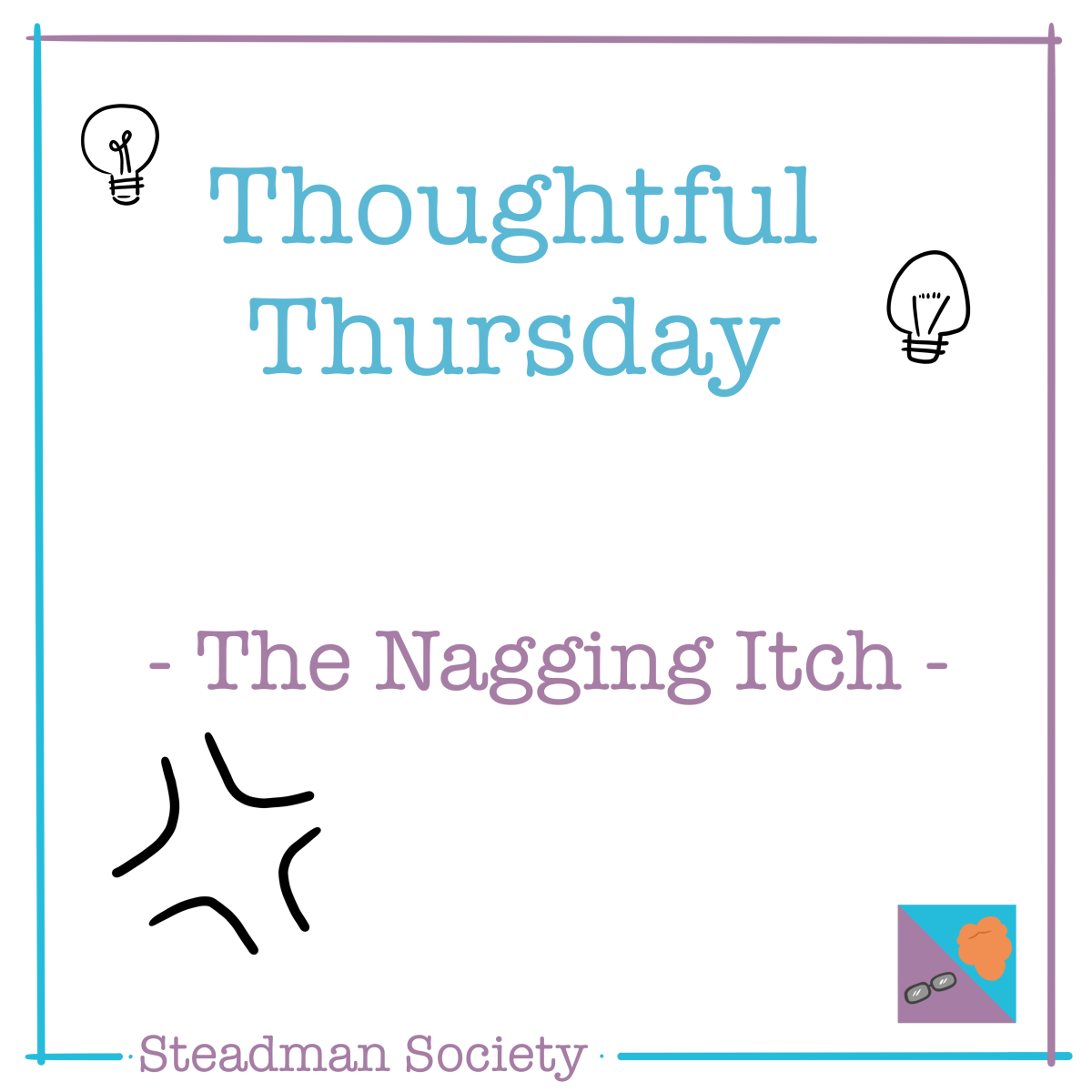Thoughtful Thursday – The Nagging Itch – On Games, Creativity andProcrastination